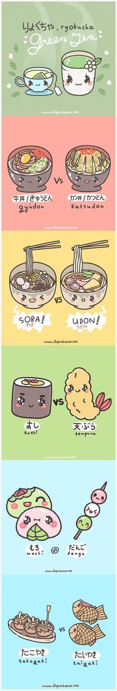 Japonese food