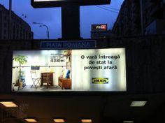 IKEA ad @Bucuresti [aprilie 2013]