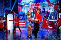 Less time on hair styling means more time on rehearsing: Strictly Come Dancing's Caroline ...