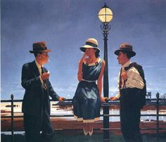 Jack Vettriano The Game of Life print for sale. Shop for Jack Vettriano The Game of Life painting and frame at discount price, ships in 24 hours. Cheap price prints end soon. Jack Vettriano, The Singing Butler, Impressionist Paintings, Impressionism, Pulp Art, Silk Screen Printing, Renoir, Artist Painting, Figure Painting