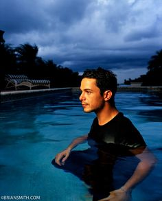 Alejandro Sanz photographed at home on Miami Beach by Brian Smith on 500px