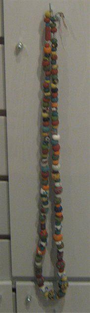 Glass Beads, Viking Age, Gotland, Sweden