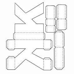 Paper Crafts Origami, Diy Paper, Paper Art, 3d Alphabet, Alphabet Templates, Cardboard Letters, 3d Letters, Paper Flower Decor, Paper Flowers
