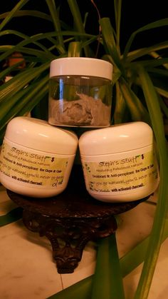 Check out this item in my Etsy shop https://www.etsy.com/listing/268719764/natural-deodorantantiperspirant-with