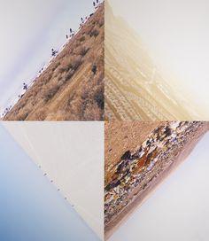 Doug Aitken New opposition IV, 2003 Galerie Eva Presenhuber Photography Themes, Pattern Photography, Time Photography, Senior Photography, Geometric Photography, Photography Tools, Creative Landscape, Landscape Photos, Abstract Landscape