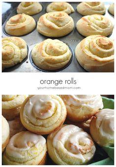 orange rolls @yourhomebasedmom