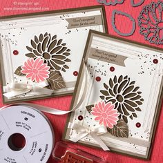 Back in November 2016, I received my Occasions 2017 Catalog at Stampin' Up's! OnStage. With each turn of a page, there was something that I wanted. I made my list and slowly I have been addingthe pieces to my collection. The Special Reason Bundle arrived yesterday. I couldn't wait to create this card with it! …