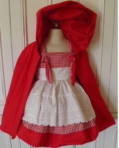 Chapeuzinho Vermelho / Red Riding Hood Roupa linda!