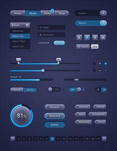 Plush-ui-design