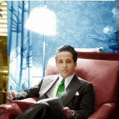King of Iraq Faysal II