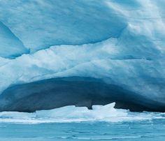Wedgemount Glacier Art