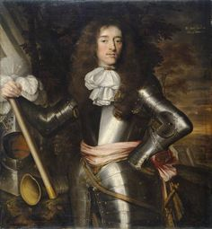 Murrough O'Brien, Earl of Inchiquin, by John Michael Wright Photo credit: Manchester Art Gallery. Duke Of Devonshire, Irish Warrior, Manchester Art, City Gallery, National Portrait Gallery, Art Uk, Native Indian, Fantasy Creatures, Art History