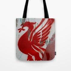 liverpool liver bird Tote Bag by g-man Liverpool Football Club, Liverpool Fc, G Man, Football Soccer, Shopping Bag, Graffiti, Photograph, Reusable Tote Bags, Bird