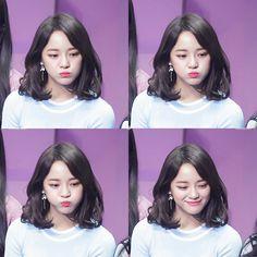 "170228 - Gugudan Kim Sejeong @ ""Act.2 Narcissus"" showcase (cr.WinterDaisY1204) | Twitter"