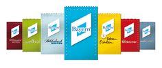 Neues Design für Bayern Tourismus, von Zum Goldenen Hirschen