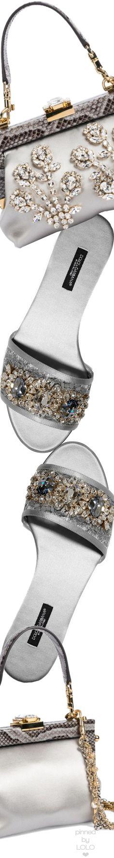 Dolce & Gabbana Embellished Evening Bag