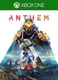 Anthem Steelbook And Magnetic Covers High Resilience Video Games & Consoles