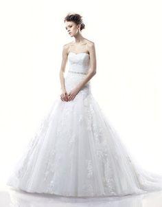 Enzoani 'Dabra' size 10 new wedding dress - Nearly Newlywed