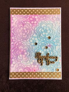 Hello  Everybody   here i m with cardsagain...  but this time is something new on my blog today..   I madewater-coloringcard for the fi...
