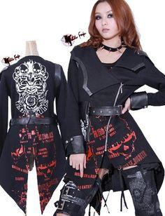 punk rock clothing