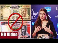 Checkout Anushka Sharma's REACTION on the BAN of 500 & 1000 Rupees Notes | Bollywood News Villa.  #anushkasharma #bollywood #bollywoodnews #bollywoodgossips #news #gossips #breakingnews #shockingnews #bollywoodnewsvilla