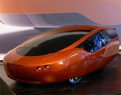 3d printed car Urbee. Cool!