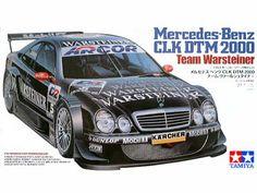 Boxart Mercedes-Benz CLK DTM 24239 Tamiya