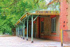 """""""Paso de Los Andes"""" Station, Mendoza"""