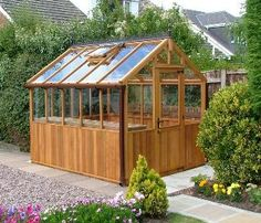Build Your Own Small Greenhouse | urban gardening