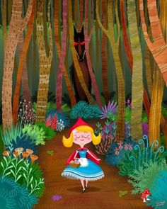 Little Red Riding Hood-Tim Paul