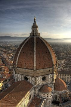 Florence Cathedral - Florence - Italy (von beatbull)
