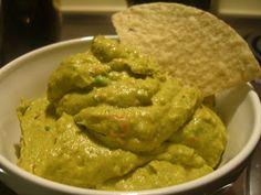 Easy Guacamole (no onions!) - recipe from Gluten Free Goddess