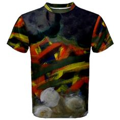 All appleartcom's products are from the original paintings of the artist/designer Jocelyn Apple. Kindly see: (www.facebook.com/appleartcom)    (www.cowcow.com/appleartcom). La Tristesse Men's Sport Mesh Tee.Walk in style with uniquely designed t-shirt just for you!
