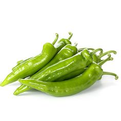 Chillies Hot Long Green (min 120g)