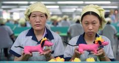 These are the people who making toys.