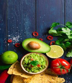 Guacamole, Healthy Recipes, Healthy Food, Paleo, Food And Drink, Vegan, Vegetables, Cooking, Adobe