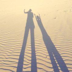 Shadows in the sand . . . #summer #sun #Sol #instatravel #beautiful #playa #happy #amazing #expat #expatlife #fun #playing #playa #instabeach #instagood #instahappy #motherandson #familytravel #family #Shadows #guerrero #mexico #walking #playing #unique