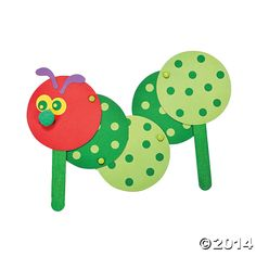 Caterpillars+Craft+Kit+-+OrientalTrading.com