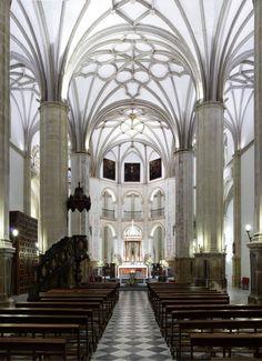 Iglesia Mayor de la Encarnacion- Marbella, Spain