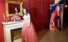 quinceañera en salon Arco Iris