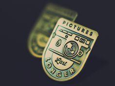 Photographer's Lapel Pin
