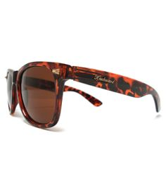 Love this company.  Ray Ban look a likes  Simple.  Plus tortoise shell is swag.  www.knockaround.com
