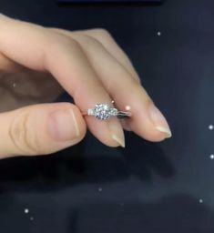 Solid Gold Jewelry, Dainty Jewelry, Diamond Jewelry, Fine Jewelry, Handmade Jewelry, Rose Earrings, Chain Earrings, Solitaire Diamond, Diamond Engagement Rings