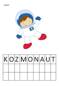 Nasa, Space Theme, Special Needs, Diy For Kids, Smurfs, Education, Urban, Literacy Activities, Amor