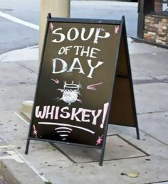 mmm... that's my kind of soup!