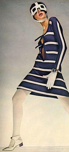 Sixties Mod dress                                                                                                                                                                                 More