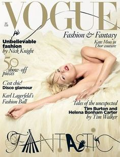 Vogue UK December 2002 Kate Moss Vogue Cover The supermodel announced last week she& going to be the new contributing fashion editor at the British arm of the publication. Here& every one of her Vogue covers, going back 20 years. Vogue Magazine Covers, Fashion Magazine Cover, Vogue Covers, Moss Fashion, Fashion Cover, Vogue Fashion, Fashion Models, High Fashion, Vogue Uk