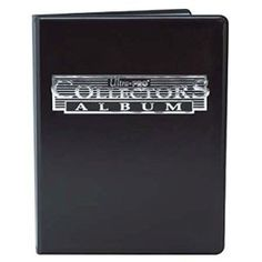 ULTRA PRO 9-POCKET TRADING CARD A4 SLEEVES SECURE PLATINUM SERIES PAGES 10-100