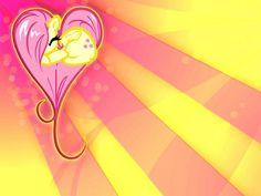 Ponei roz si galben