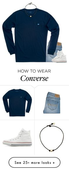 """Hoodies make boys 200% cuter, I am a scientist and this is a fact."" by meljordrum on Polyvore featuring Abercrombie & Fitch, Southern Tide, Converse, women's clothing, women, female, woman, misses and juniors"